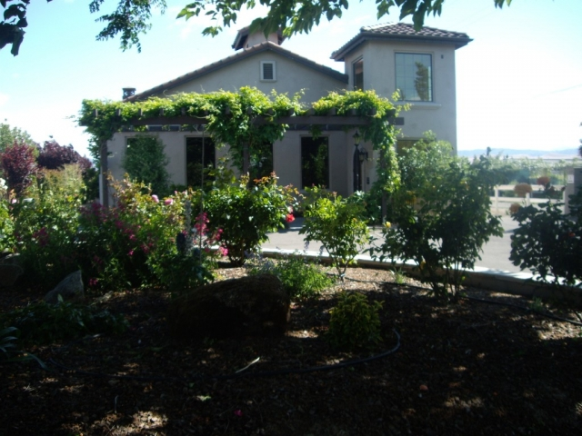 Front of Winery
