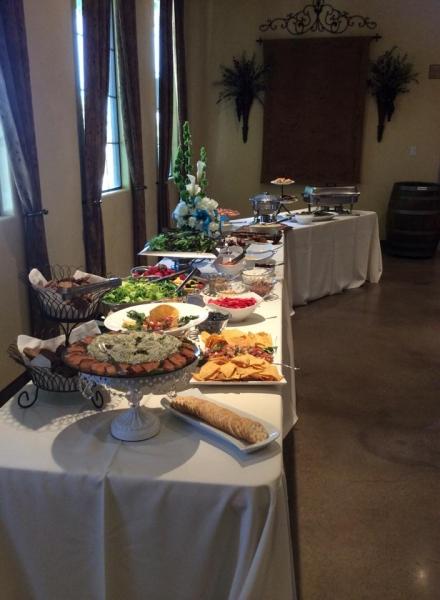 Buffet Inside