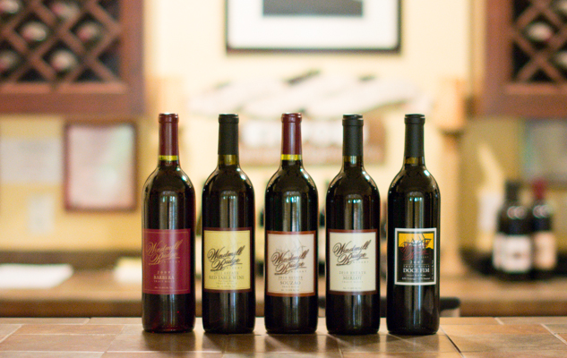 Red Wine Collection