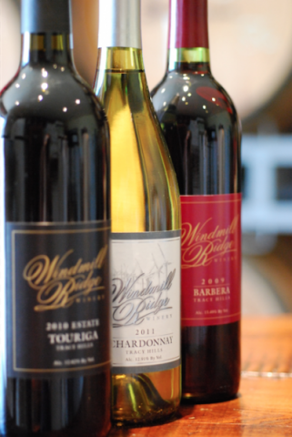 Three Wines